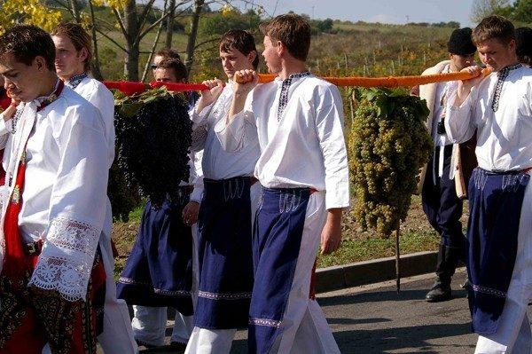 Valtice. Winobranie w stolicy wina