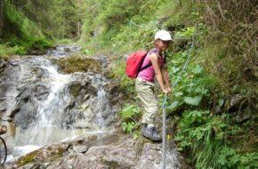Dolina Demianowska Przez Puste i dolinę Vyvieranie