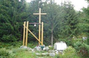 Žiarska dolina Pamięci ofiar Tatr Zachodnich