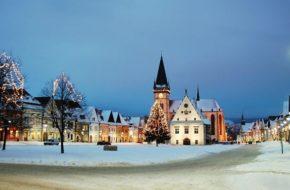 Słowacja Vianoce, czyli Boże Narodzenie