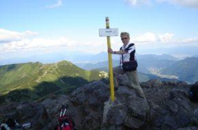 Wielki Fatrzański Krywań Najwyższy szczyt w grani Małej Fatry