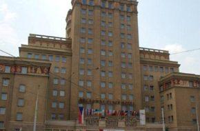 Praga Na wzór moskiewskich wieżowców
