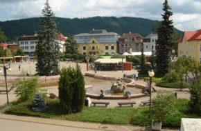 Żylina Burzliwe dzieje miasta nad Wagiem