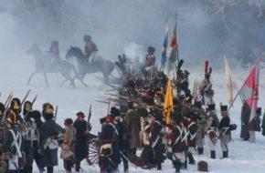 Slavkov Austerlitz po 105 latach od bitwy