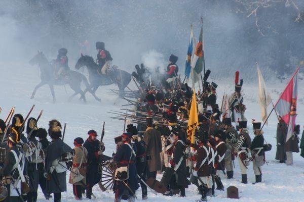 Slavkov. Austerlitz po 105 latach od bitwy