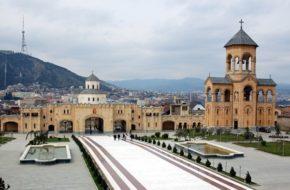 Tbilisi Renesans chrześcijańskiej religii