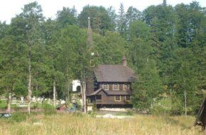 Jaworzyna Spiska Wieś między Tatrami