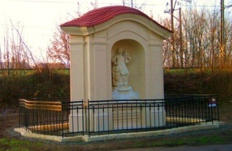 Tarnów. Kapliczka świętego Walentego