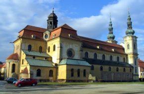 Velehrad Polonika w morawskim kościele
