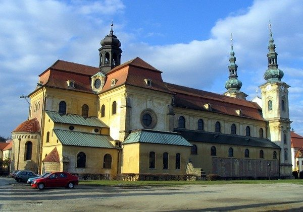 Velehrad. Polonika w morawskim kościele
