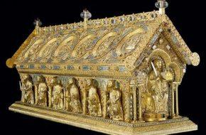 Bečov Relikwiarz świętego Maura na zamku