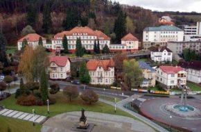 Luhačovice Największy kurort na Morawach