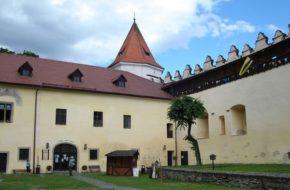 Kieżmark Burzliwe losy spiskiego zamku