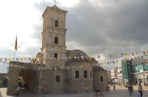 Larnaka Na gruzach starożytnego Kitionu
