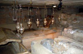 Larnaka U grobu świętego Łazarza