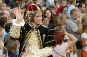 Bratysława Tu królowie wkładali korony