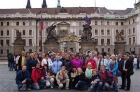 Praga Prasko-sądeckie koneksje przez wieki