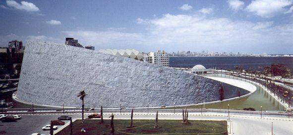 Aleksandria Bibliotheca Alexandrina
