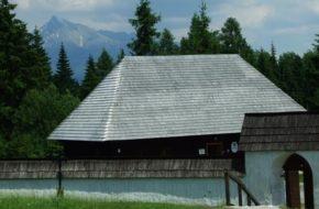 Pribylina Niezwykłe muzeum z Tatrami w tle