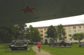 Svidník Mina-muzeum i z gwiazdą iglica