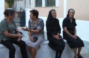 Kinopiastes Wiejski odpust na wyspie Korfu