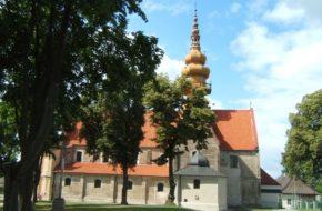 Koprzywnica Kościół i klasztor cystersów