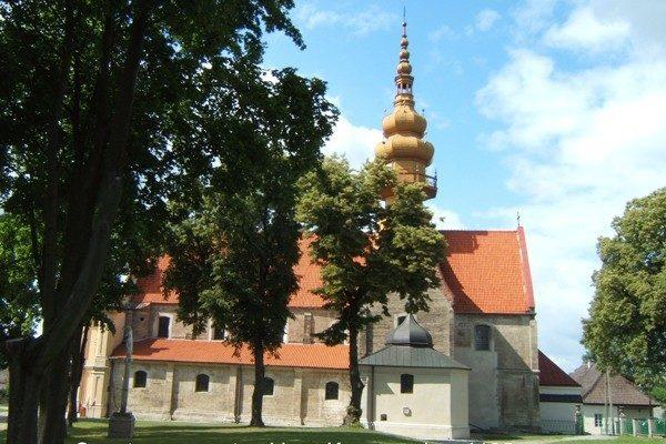 Koprzywnica. Kościół i klasztor cystersów