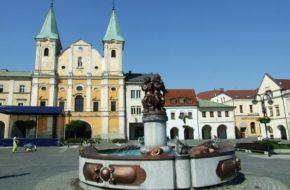 Żylina Miasto gotyku, renesansu i secesji