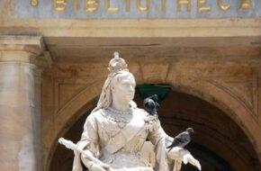 La Valletta Wykopaliska i księgozbiory