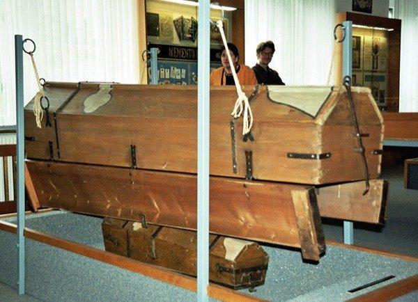 Wiedeń. Memento mori w muzeum