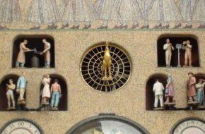 Ołomuniec Kolejne odsłony starego zegara