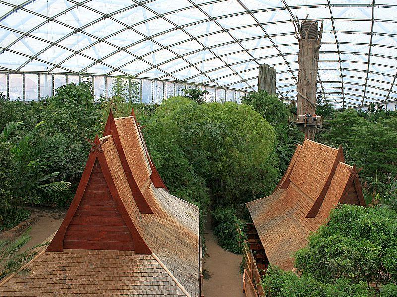 Lipsk. Zoo, czyli największe tropiki w Europie