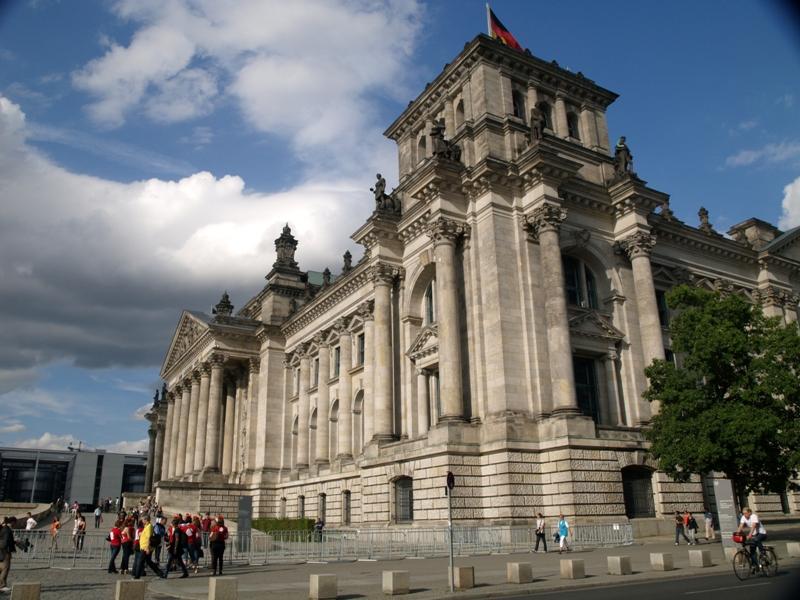 Berlin. Wrażenia z krótkiego spaceru