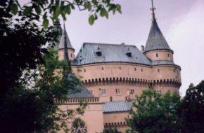 Bojnice Zamek rodem z romantycznej baśni?