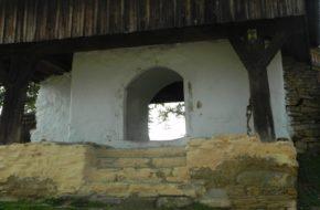 Dobra Szlachecka Cerkiewka na pięterku dzwonnicy