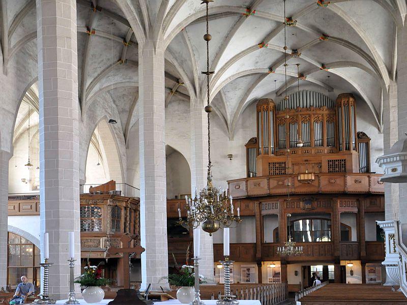Budziszyn Jeden kościół, dwa wyznania