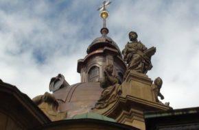 Ołomuniec Kaplica św. Jana Sarkandra