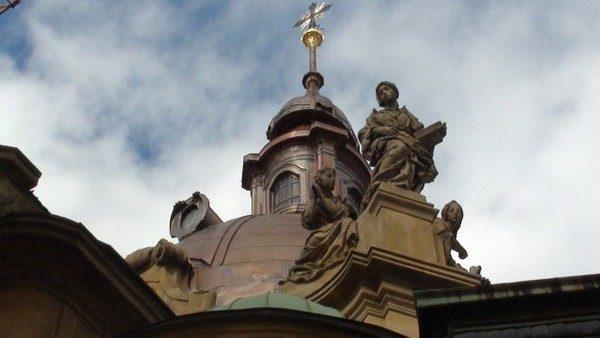 Ołomuniec. Kaplica św. Jana Sarkandra
