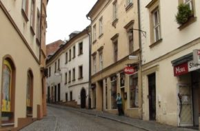 Ołomuniec Przez place i ulice stolicy Moraw