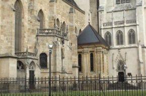 Ołomuniec Katedra świętego Wacława
