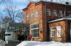 Warszawa Był tu Szpital Ujazdowski