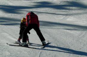 Ždiar-Strednica Dobre miejsce na narciarskie początki