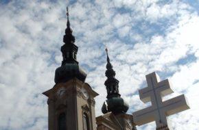 Velehrad Morawska bazylika apostołów Słowian
