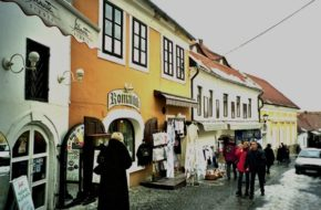 Szentendre Rzymski obóz i miasteczko artystów