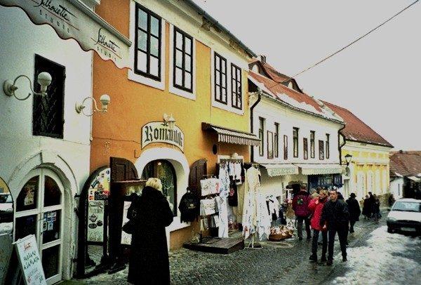 Szentendre. Rzymski obóz i miasteczko artystów