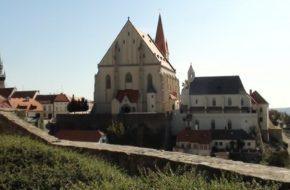 Znojmo Kościół św. Mikołaja, kaplica św. Wacława