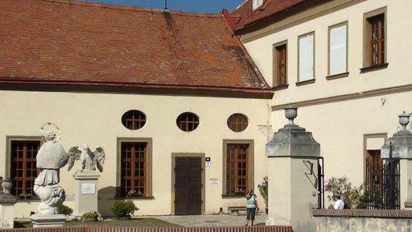 Znojmo. Stary browar i muzeum na zamku