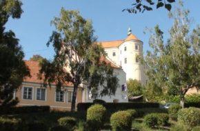 Mikulov Długie są dzieje morawskiego zamku