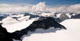 Najwyższe szczyty Skandynawii