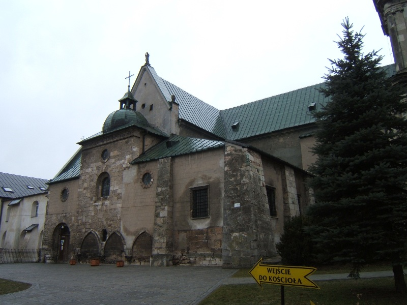 Jędrzejów. Miasto na drodze św. Andrzeja
